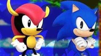 Sonic Alpha Beta? (Sonic Fan Games)