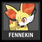Super Smash Bros. Strife Pokémon box - Fennekin