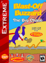 Blast-Off Buzzard The Big Chase Box Art (Re-Release) 1