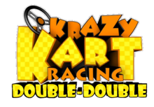 Krazy Kart Racing Double-Double