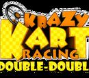 Krazy Kart Racing Double-Double