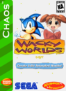 Sega's Wacky Worlds 8-Bit Box Art 1