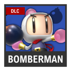 Super Smash Bros. Strife character box - Bomberman