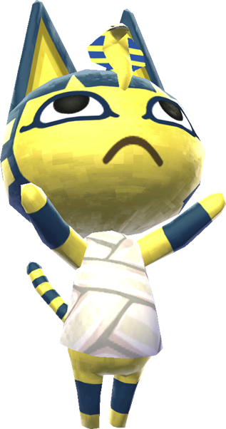 Ankha Video Games Fanon Wiki Fandom