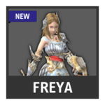 Super Smash Bros. Strife Assist box - Freya