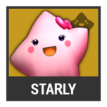 Super Smash Bros. Strife character box - Starly
