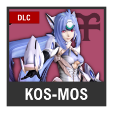 Super Smash Bros. Strife character box - KOS-MOS