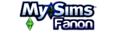 Affiliate wordmark - MySims Fanon