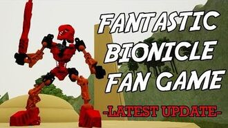 BIONICLE FAN GAME UPDATED Eljay plays BIONICLE Masks of Power