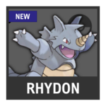 Super Smash Bros. Strife Pokémon box - Rhydon