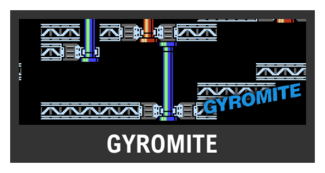Super Smash Bros. Strife stage box - Gyromite