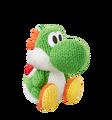 Green Yarn Yoshi - Yoshi Woolly World amiibo