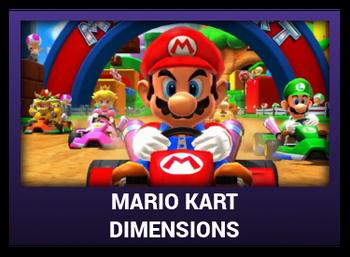 J-Games game box - Mario Kart Dimensions