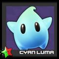 ACL Mario Kart 9 character box - Cyan Luma