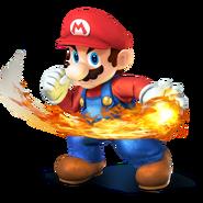 SSB4U3D Mario