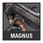 Super Smash Bros. Strife Assist box - Magnus