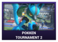 J-Games game box - Pokken Tournament 2