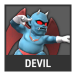 Super Smash Bros. Strife Assist box - Devil