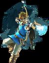 Link - Zelda 2017