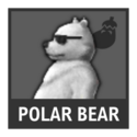 Super Smash Bros. Strife SR enemy box - Polar Bear