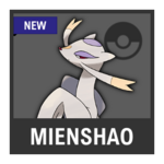 Super Smash Bros. Strife Pokémon box - Mienshao