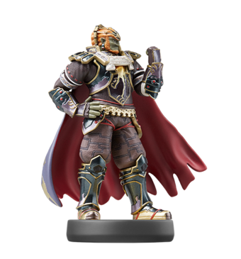 Ganondorf Amiibo Video Games Fanon Wiki Fandom