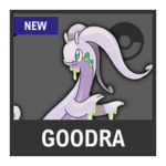 Super Smash Bros. Strife Pokémon box - Goodra