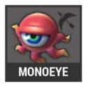 Super Smash Bros. Strife SR enemy box - Monoeye