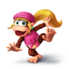 Dixie Kong Smashified