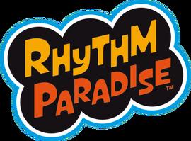 Rhythm Paradise logo