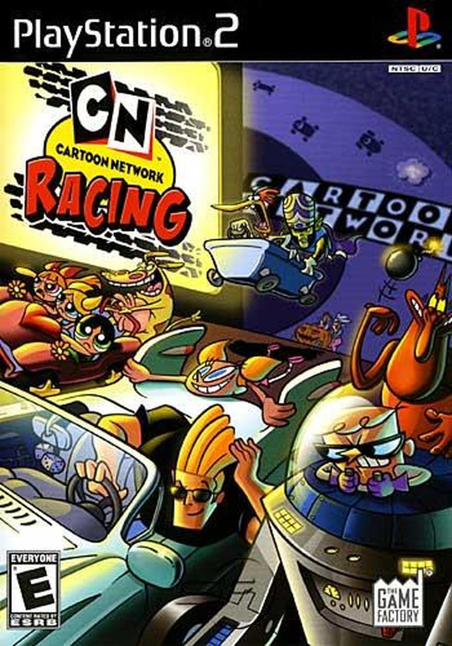 Cartoon Network Racing (XBOX, PS2, GC, DS) | Video Games ...