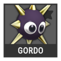 Super Smash Bros. Strife SR enemy box - Gordo