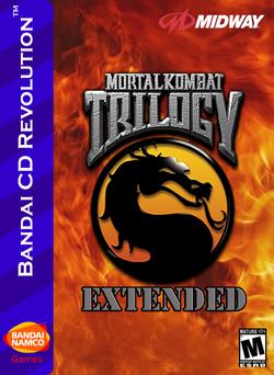 Mortal Kombat Trilogy Extended Box Art