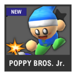 Super Smash Bros. Strife Assist box - Poppy Bros. Jr.