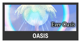 Super Smash Bros. Strife stage box - Oasis
