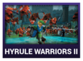J-Games game box - Hyrule Warriors 2