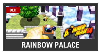 Super Smash Bros. Strife stage box - Rainbow Palace