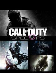 Spec-Ops cover art