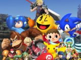 Super Smash Bros. Strife