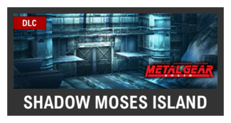 Super Smash Bros. Strife stage box - Shadow Moses Island