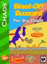 Blast-Off Buzzard The Big Chase Box Art (Re-Release) 4