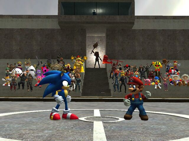 File:Mario vs sonic the showdown by supersmashbrosgmod-d3g5cte.jpg