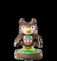 Blathers - Animal Crossing amiibo
