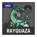 Super Smash Bros. Strife Pokémon box - Rayquaza