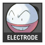 Super Smash Bros. Strife Pokémon box - Electrode