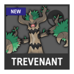 Super Smash Bros. Strife Pokémon box - Trevenant