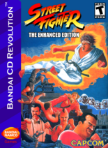Street Fighter The Enhanced Edition Box Art 4