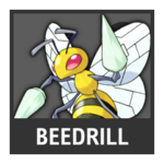 Super Smash Bros. Strife Pokémon box - Beedrill