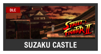 Super Smash Bros. Strife stage box - Suzaku Castle