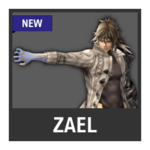 Super Smash Bros. Strife Assist box - Zael